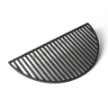 Half Moon Cast Iron Grid For Outdoor Ceramic Grill