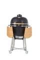 23 Inch Outdoor Barbecue Charcoal Grills with stainless steel stand