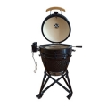TOPQ Rottiserie Equipment for Ceramic Kamado Grill
